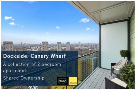 41 Mastmaker Road, Salvor Tower, Millharbour, London, E14. 2 bedroom apartment