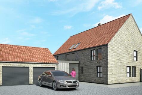 Brigg Road, North Kelsey, Market Rasen. 5 bedroom detached house