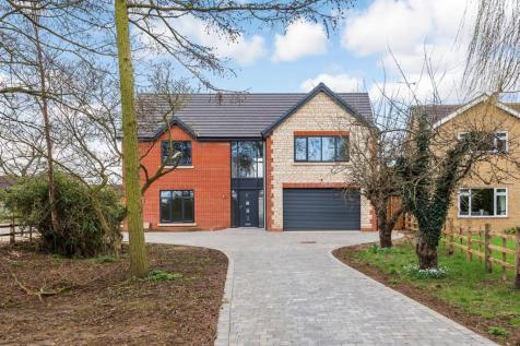 Hawthorn Road, Cherry Willingham, Lincoln. 5 bedroom detached house