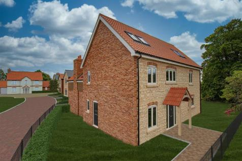 High Street, Scampton, Lincoln. 6 bedroom house