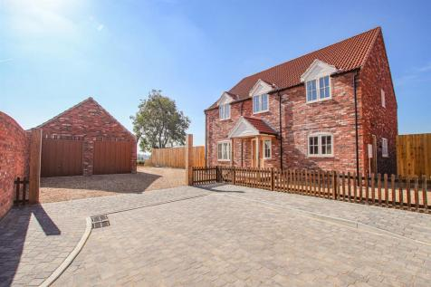Middle Lane, Thorpe-On-The-Hill, Lincoln. 5 bedroom detached house