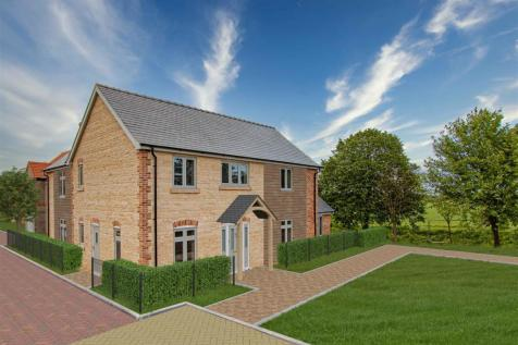 High Street, Scampton, Lincoln. 4 bedroom detached house for sale