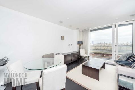 Caro Point, Grosvenor Waterside, 30 Gatliff Road, Chelsea, SW1W. 1 bedroom flat