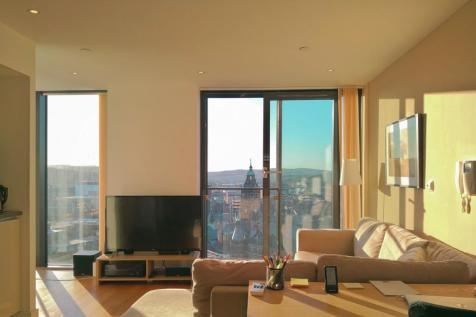 St. Pauls Square, Sheffield, S1. 1 bedroom apartment for sale