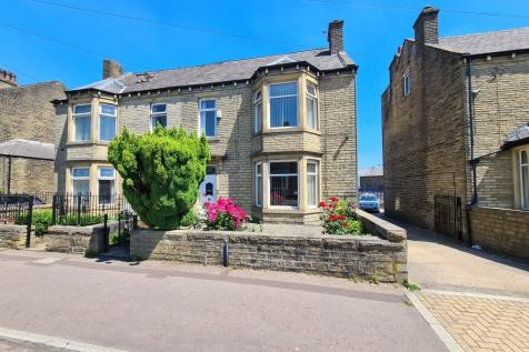 Gibraltar Road, Halifax, HX1. 5 bedroom semi-detached house for sale