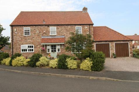 Davey Close, Lincoln, LN1. 5 bedroom detached house for sale