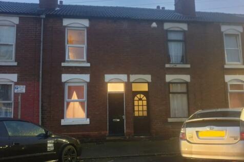Harrington Street, Doncaster, DN1. 2 bedroom terraced house for sale