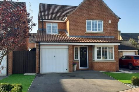 Umpire Close, Wakefield, WF1. 4 bedroom detached house