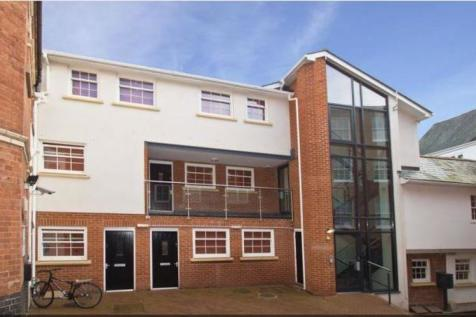 Lower North Street, Exeter. 5 bedroom apartment