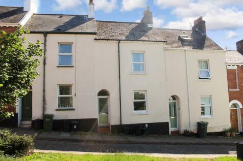 Sandford Walk, Exeter. 4 bedroom terraced house