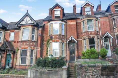 Topsham road, Exeter. 5 bedroom terraced house