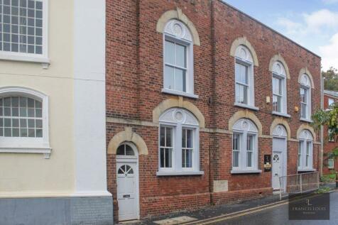 Bartholomew Street West, Exeter. 6 bedroom semi-detached house