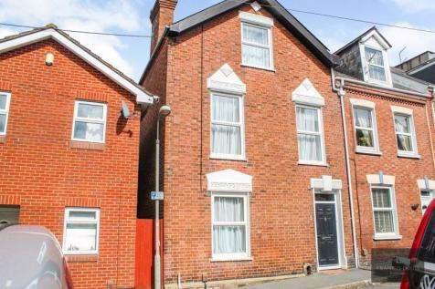 Portland Street, Exeter. 6 bedroom end of terrace house for sale