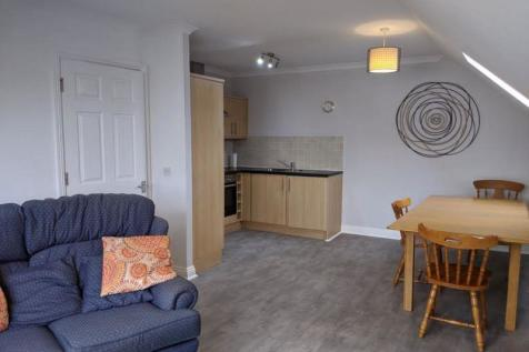 Acland Road, Exeter. 3 bedroom apartment