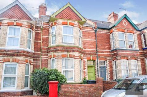 Monks Road, Exeter. 5 bedroom terraced house