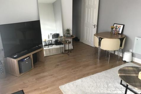 Princess Road West, Leicester. 1 bedroom apartment