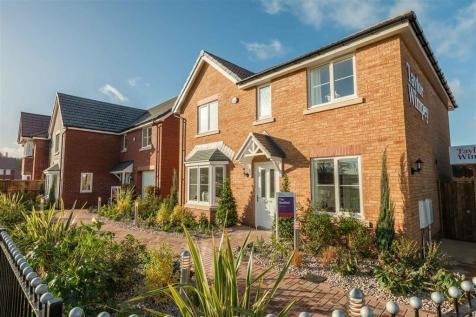 Jubilee Way, Rogerstone, Newport, NP10. 4 bedroom detached house