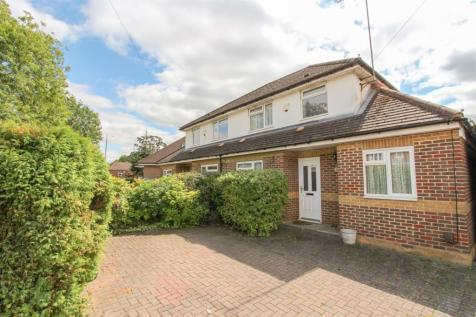 Copthall Road East, Ickenham. 3 bedroom semi-detached house