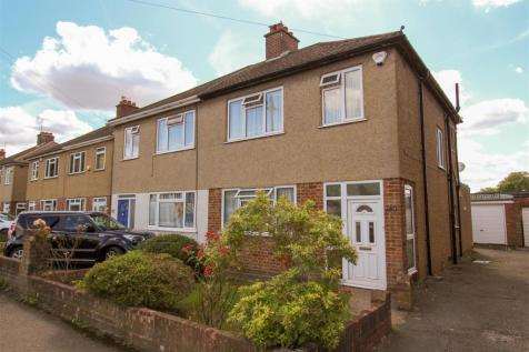 Glebe Avenue, Ickenham. 3 bedroom semi-detached house