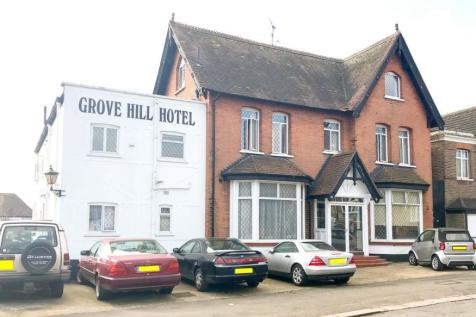 Grove Hill, South Woodford, London, E18 2JG. Hotel room for sale