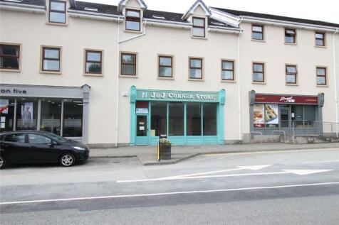 Unit 4 Abbey Mall, Prosperous Road, Clane, Co Kildare, W91 E18W. Retail property (high street) for sale