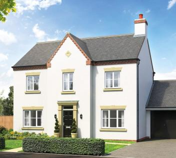 The Cawsey, Penwortham,  Preston,  PR1. 4 bedroom detached house for sale