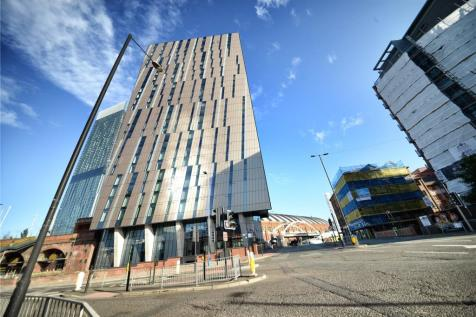 Axis Tower, 9 Whitworth Street West, Manchester, M1. 3 bedroom apartment for sale