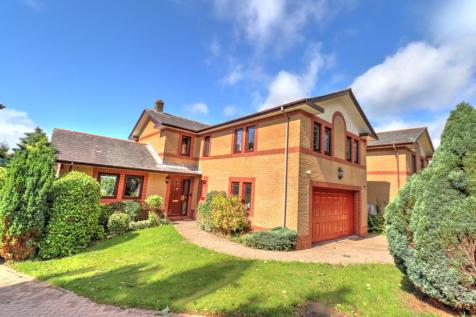 Venn Court, Plymouth. 5 bedroom detached house