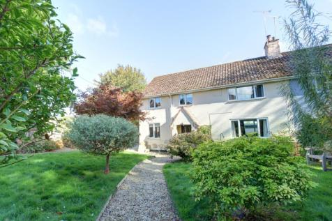 Vallis Road, Frome. 4 bedroom semi-detached house for sale
