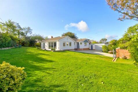 Laskeys Lane, Sidmouth. 3 bedroom bungalow