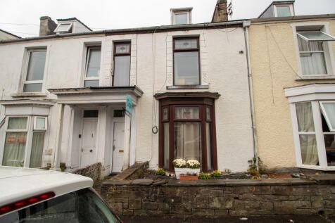 Henrietta Street, Swansea. 4 bedroom terraced house for sale