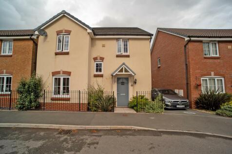 Bryn Derwen , Swansea. 4 bedroom detached house for sale