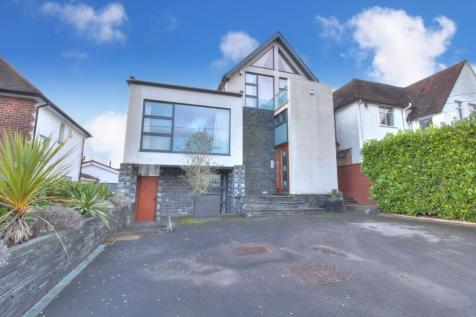 Rhiwbina Hill, Cardiff. 6 bedroom detached house for sale