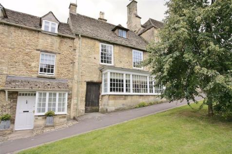 The Hill, Burford, Oxfordshire. 4 bedroom town house