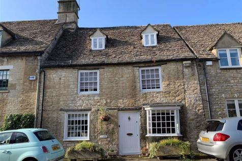 Witney Street, Burford, Oxfordshire. 3 bedroom cottage