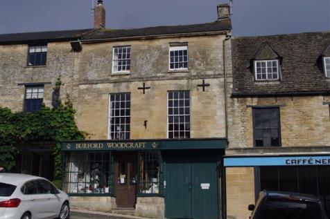 High Street, Burford, Oxfordshire. 7 bedroom town house