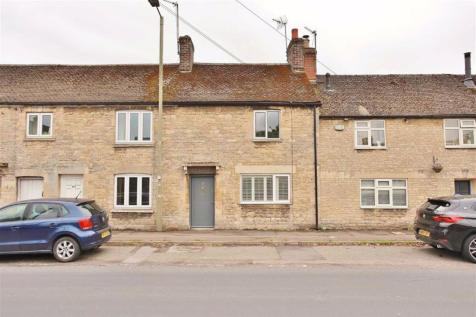 Newland, Witney, Oxfordshire. 2 bedroom terraced house