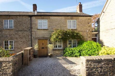 Lower End, Leafield, Oxfordshire. 3 bedroom end of terrace house