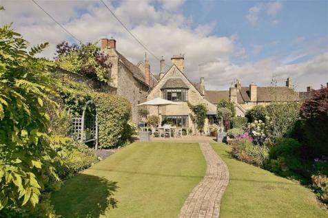 The Hill, Burford, Oxfordshire. 3 bedroom town house