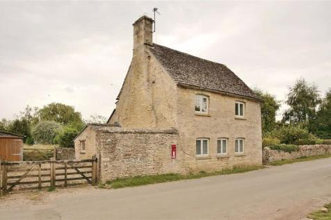 Asthall, Nr Burford, Oxfordshire. 3 bedroom detached house