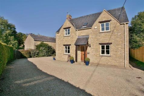Filkins, Gloucestershire. 3 bedroom detached house