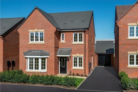 Estcourt Close, Gloucester, GL1. 4 bedroom detached house for sale