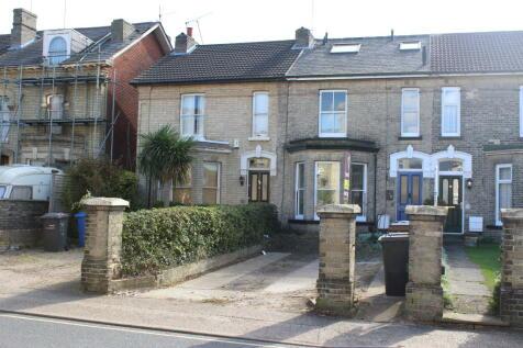 London Road, Ipswich. 1 bedroom house share