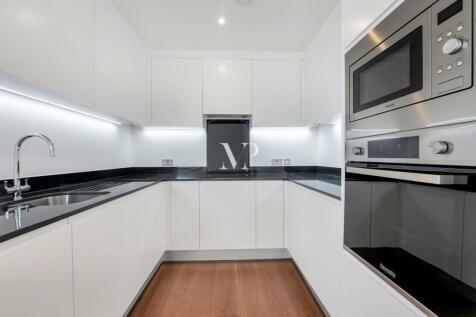 Gateway tower, 28, Western Gateway, London, E16. 1 bedroom apartment