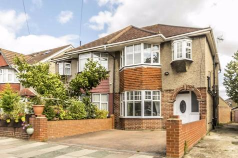Longford Avenue, Southall. 4 bedroom semi-detached house for sale
