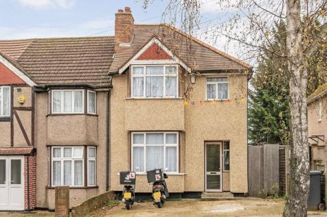Allenby Road, Southall. 3 bedroom semi-detached house for sale