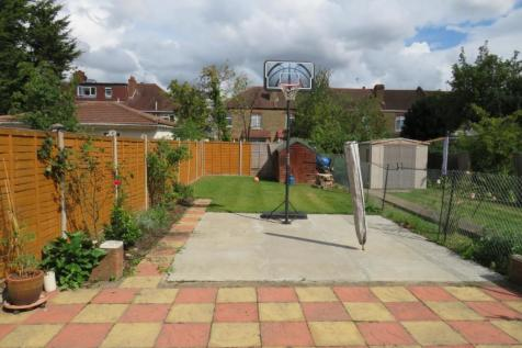 Thurlby Road, Wembley, Middlesex HA0. 4 bedroom semi-detached house