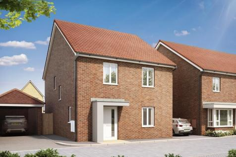 Hedgers Way, Kingsnorth, Ashford, TN23. 4 bedroom detached house
