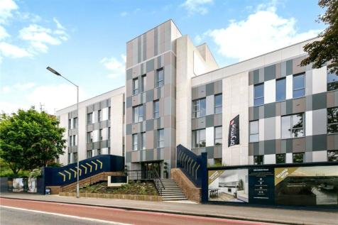 Kings Road, Reading, RG1. Studio apartment