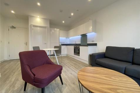Kings Road, Reading, RG1. 1 bedroom apartment